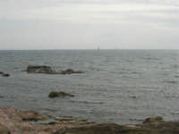 Capo Lilybeo: vele all'orizzonte - 24 settembre 2007  - Marsala (1091 clic)