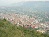 viste su Monreale, sul Duomo, sulla Conca d'Oro e su Palermo - 17 aprile 2006  - San martino delle scale (4069 clic)