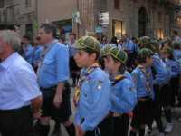 Processione in onore di Maria Santissima dei Miracoli, patrona di Alcamo - Corso VI Aprile - 21 giugno 2009   - Alcamo (2216 clic)
