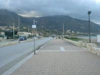 Spiaggia Plaja - il lungomare - 11 gennaio 2009   - Castellammare del golfo (1791 clic)