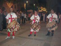 Festeggiamenti Maria SS. dei Miracoli - Il Corteo dei Conti di Modica in Piazza Ciullo - 20 giugno 2008   - Alcamo (567 clic)