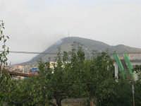 Incendio sul Monte Bonifato (8) - 23 agosto 2007  - Alcamo (882 clic)