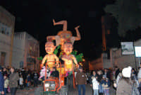 Carnevale 2008 - XVII Edizione Sfilata di Carri Allegorici - Ma cu l'avi a tirari stu carrettu - Associazione Ragosia 2000 - 3 febbraio 2008   - Valderice (781 clic)