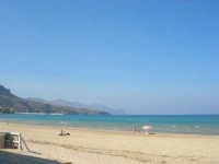 Spiaggia Plaja - 12 ottobre 2008  - Castellammare del golfo (513 clic)