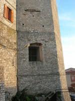 Chiesa Madre: mura esterne posteriori - 14 maggio 2006  - Chiusa sclafani (1891 clic)