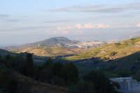 panorama: Pianto Romano - Calatafimi Segesta ed Alcamo all'orizzonte - 9 ottobre 2007  - Vita (1633 clic)