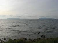 all'orizzonte le isole Egadi - 27 gennaio 2008   - Marausa lido (1462 clic)