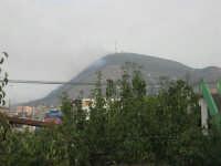 Incendio sul Monte Bonifato (9) - 23 agosto 2007  - Alcamo (1078 clic)