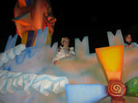 Carnevale 2008 - XVII Edizione Sfilata di Carri Allegorici - Le quattro stagioni - Associazione Ragosia - 3 febbraio 2008   - Valderice (654 clic)