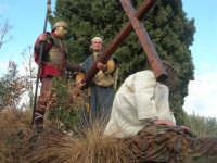 Processione della Via Crucis con gruppi statuari viventi - 5 aprile 2009   - Buseto palizzolo (1539 clic)