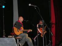 Rassegna musicale giovani autori Omaggio a De André: MARCOSBANDA di Roma (al sassofono Mariano Lucchese, alcamese) - Teatro Cielo d'Alcamo - 11 febbraio 2006   - Alcamo (1354 clic)