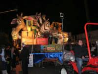 Carnevale 2008 - XVII Edizione Sfilata di Carri Allegorici - Madagascar fuga da ... - Comitato Carnevale Valderice (Scuola Sec. di 1° grado G. Mazzini Valderice) - 3 febbraio 2008   - Valderice (2030 clic)