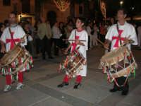 Festeggiamenti Maria SS. dei Miracoli - Il Corteo dei Conti di Modica in Piazza Ciullo - 20 giugno 2008   - Alcamo (886 clic)