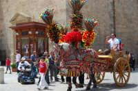 sfilata carretti siciliani - corso 6 Aprile - 18 maggio 2008  - Alcamo (1559 clic)