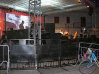 Cous Cous Fest 2007 - Il palco in piazza Santuario - 28 settembre 2007   - San vito lo capo (822 clic)