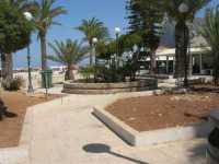 giardino pubblico ai bordi della spiaggia - 29 luglio 2009   - San vito lo capo (1557 clic)