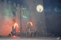 Festeggiamenti Maria SS. dei Miracoli - La Festa del Paradiso - L'Assalto al Castello - Piazza Castello - 20 giugno 2008   - Alcamo (548 clic)