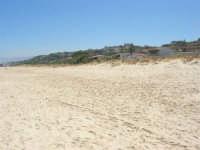 la spiaggia in zona Plaja - 5 agosto 2008   - Alcamo marina (782 clic)