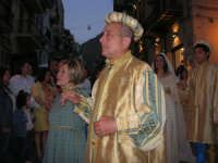 2° Corteo Storico di Santa Rita - Gli anziani genitori - Rita sposa - 17 maggio 2008   - Castellammare del golfo (498 clic)