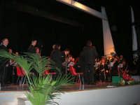 Il Concerto di Capodanno - Complesso Bandistico Città di Alcamo - Direttore: Giuseppe Testa - Teatro Cielo d'Alcamo - 1 gennaio 2009   - Alcamo (4195 clic)