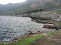 panorama dalla tonnara - 24 febbraio 2008   - San vito lo capo (523 clic)