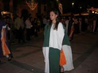 Festeggiamenti Maria SS. dei Miracoli - Il Corteo dei Conti di Modica in Piazza Ciullo - 20 giugno 2008   - Alcamo (557 clic)
