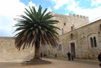 Castello arabo normanno - atrio interno - 6 gennaio 2009   - Salemi (2697 clic)