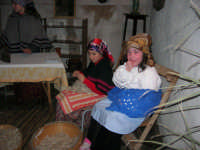 Presepe Vivente presso l'Istituto Comprensivo A. Manzoni - 21 dicembre 2008   - Buseto palizzolo (689 clic)