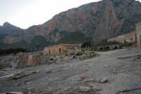 Monte Monaco e la tonnara - 24 febbraio 2008  - San vito lo capo (516 clic)