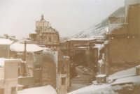Eccezionale nevicata - Piazza Ciullo e Chiesa del Collegio - 1982  - Alcamo (1667 clic)