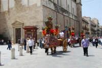 sfilata carretti siciliani - corso 6 Aprile - 18 maggio 2008  - Alcamo (1160 clic)