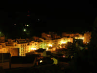 uno scorcio della città vista dal Castello - 2 gennaio 2009   - Salemi (2821 clic)