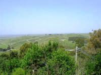 panorama dal Baglio Trinità - 22 aprile 2007    - Castelvetrano (1756 clic)