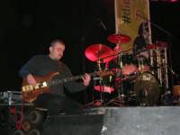 Rassegna musicale giovani autori Omaggio a De André: MARCOSBANDA di Roma - Teatro Cielo d'Alcamo - 11 febbraio 2006    - Alcamo (1305 clic)