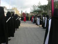 Processione della Via Crucis con gruppi statuari viventi - 5 aprile 2009   - Buseto palizzolo (1647 clic)