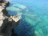 Golfo del Cofano: mare stupendo - 24 febbraio 2008  - San vito lo capo (504 clic)