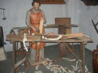 Gli altari di San Giuseppe - Il Santo al lavoro - 18 marzo 2009  - Balestrate (3721 clic)