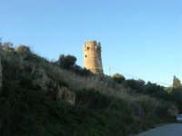 baia di Guidaloca: la torre di avvistamento - 3 marzo 2008  - Castellammare del golfo (521 clic)