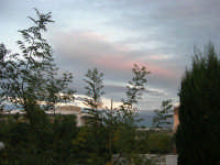 al tramontar del sole - 26 novembre 2008  - Alcamo (510 clic)