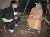 PRESEPE  VIVENTE - I.C. Giovanni Pascoli - 20 dicembre 2008  - Castellammare del golfo (444 clic)