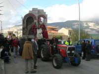 Processione della Via Crucis con gruppi statuari viventi - 5 aprile 2009  - Buseto palizzolo (1614 clic)