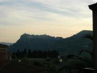 panorama da Chiusa Sclafani - 14 maggio 2006  - Giuliana (2319 clic)