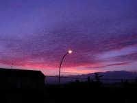 Lo spettacolo della natura all'alba (1) - 18 febbraio 2006  - Alcamo (1234 clic)