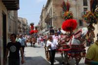 sfilata carretti siciliani - corso 6 Aprile - 18 maggio 2008  - Alcamo (1170 clic)