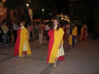 Festeggiamenti Maria SS. dei Miracoli - Il Corteo dei Conti di Modica in Piazza Ciullo - 20 giugno 2008   - Alcamo (706 clic)