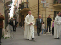Processione di San Francesco di Paola o di lu Santu Patri - 26 aprile 2009  - Alcamo (2553 clic)