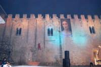 Festeggiamenti Maria SS. dei Miracoli - La Festa del Paradiso - L'Assalto al Castello - Piazza Castello - 20 giugno 2008   - Alcamo (535 clic)