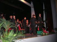 Il Concerto di Capodanno - Complesso Bandistico Città di Alcamo - Direttore: Giuseppe Testa - Teatro Cielo d'Alcamo - 1 gennaio 2009    - Alcamo (3588 clic)