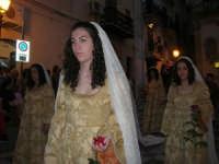 2° Corteo Storico di Santa Rita - Dame - 17 maggio 2008   - Castellammare del golfo (586 clic)