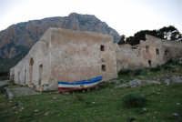 Monte Monaco e la tonnara - 24 febbraio 2008  - San vito lo capo (521 clic)